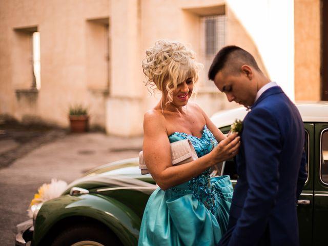Il matrimonio di Manuel e Martina a Monterotondo, Roma 3