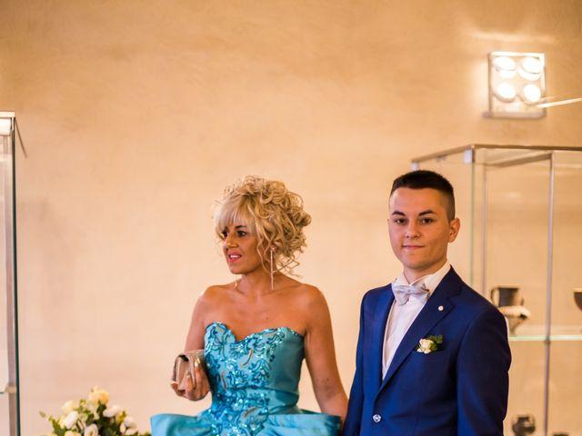 Il matrimonio di Manuel e Martina a Monterotondo, Roma 5