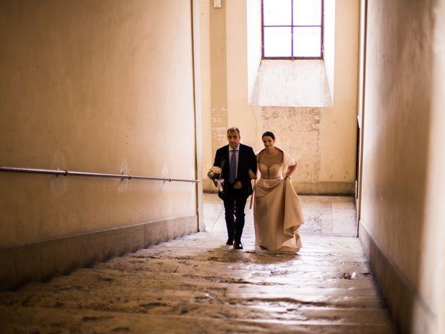 Il matrimonio di Manuel e Martina a Monterotondo, Roma 7