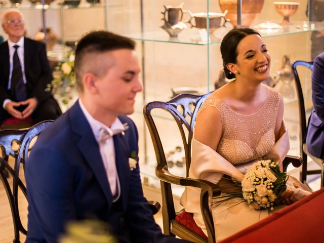 Il matrimonio di Manuel e Martina a Monterotondo, Roma 9