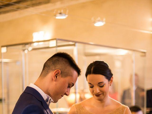 Il matrimonio di Manuel e Martina a Monterotondo, Roma 10