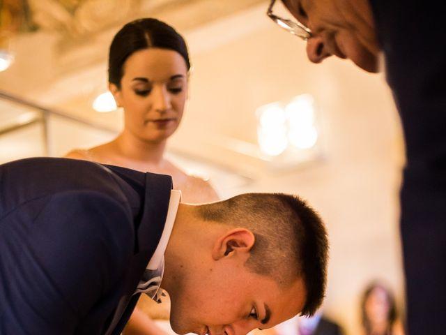 Il matrimonio di Manuel e Martina a Monterotondo, Roma 14