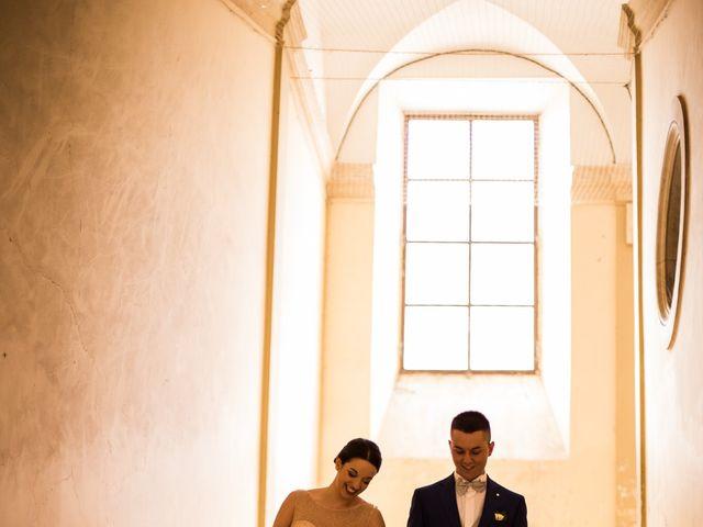 Il matrimonio di Manuel e Martina a Monterotondo, Roma 16
