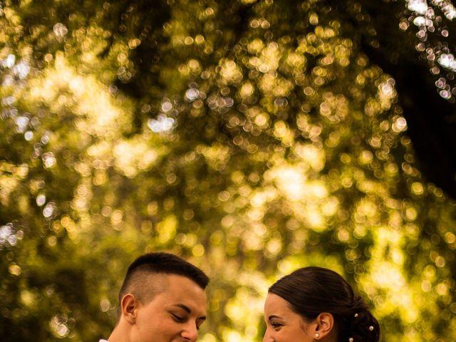 Il matrimonio di Manuel e Martina a Monterotondo, Roma 18