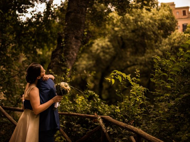 Il matrimonio di Manuel e Martina a Monterotondo, Roma 21