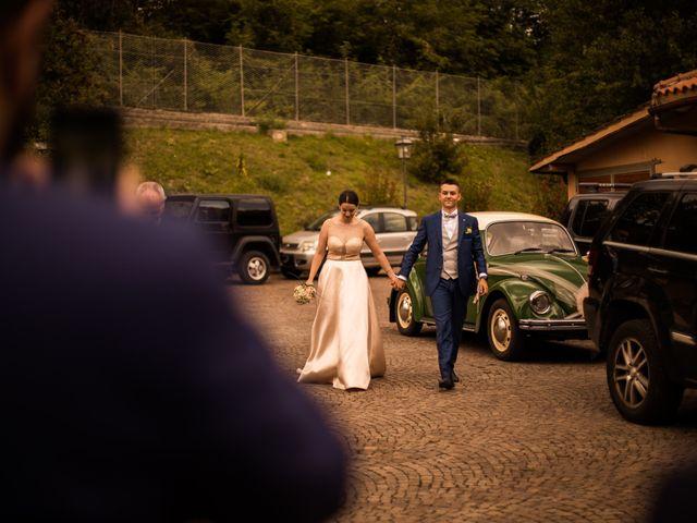Il matrimonio di Manuel e Martina a Monterotondo, Roma 26