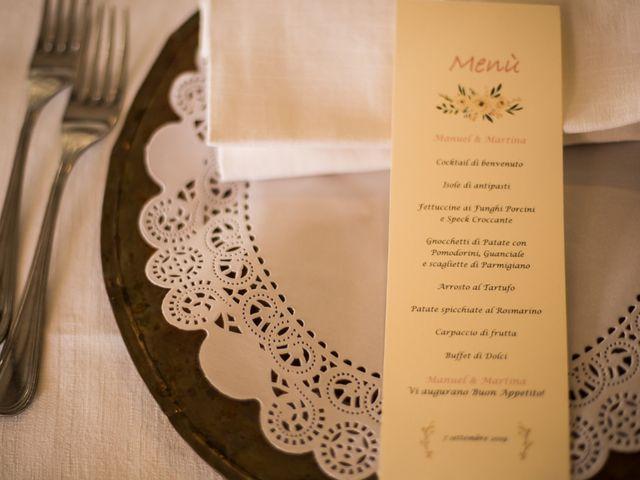 Il matrimonio di Manuel e Martina a Monterotondo, Roma 28