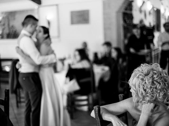 Il matrimonio di Manuel e Martina a Monterotondo, Roma 33