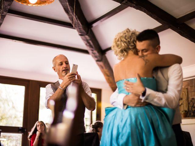 Il matrimonio di Manuel e Martina a Monterotondo, Roma 34