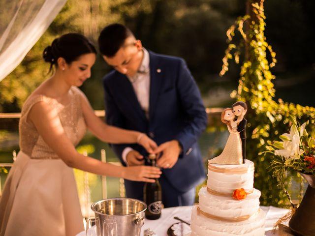 Il matrimonio di Manuel e Martina a Monterotondo, Roma 38
