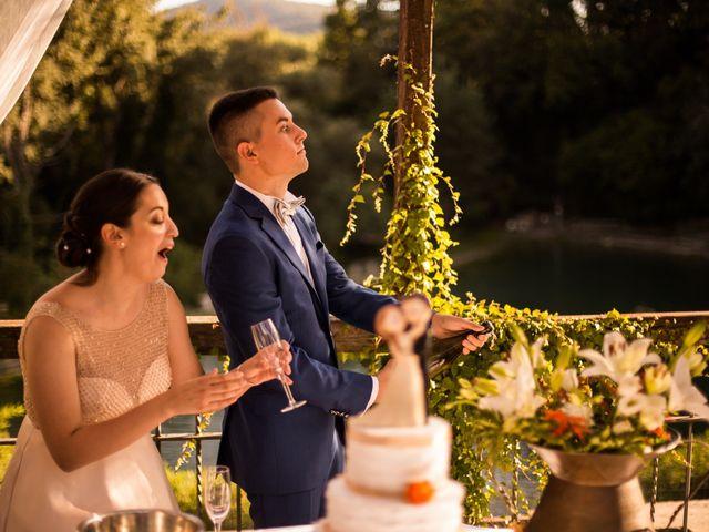 Il matrimonio di Manuel e Martina a Monterotondo, Roma 39