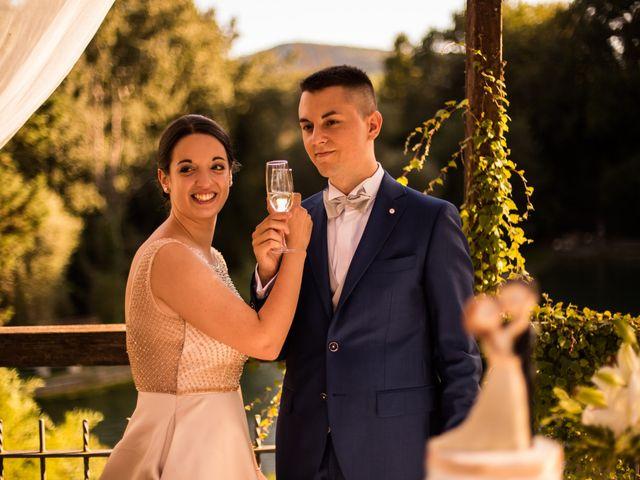 Il matrimonio di Manuel e Martina a Monterotondo, Roma 41