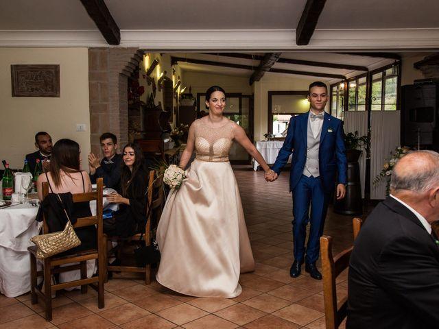 Il matrimonio di Manuel e Martina a Monterotondo, Roma 47