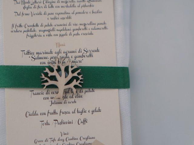 Il matrimonio di Vincenzo e Cristina a Castellammare di Stabia, Napoli 3