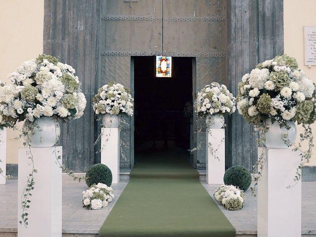 Il matrimonio di Vincenzo e Cristina a Castellammare di Stabia, Napoli 11