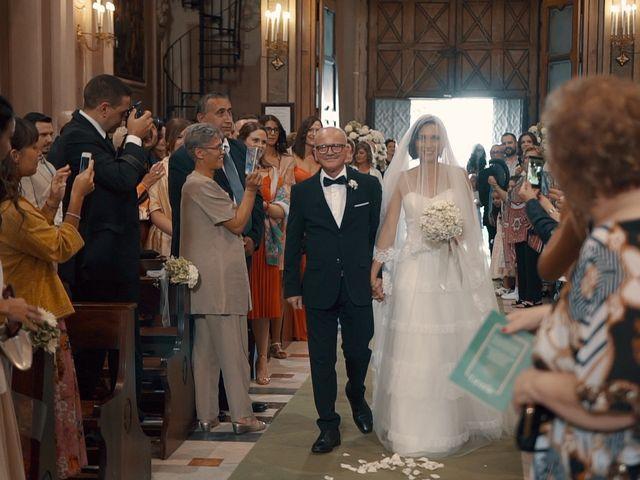 Il matrimonio di Vincenzo e Cristina a Castellammare di Stabia, Napoli 13