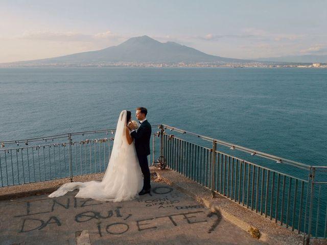 Il matrimonio di Vincenzo e Cristina a Castellammare di Stabia, Napoli 14