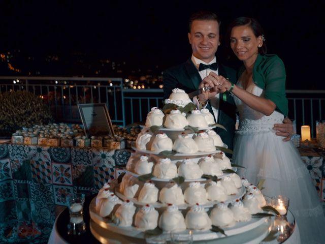 Il matrimonio di Vincenzo e Cristina a Castellammare di Stabia, Napoli 16