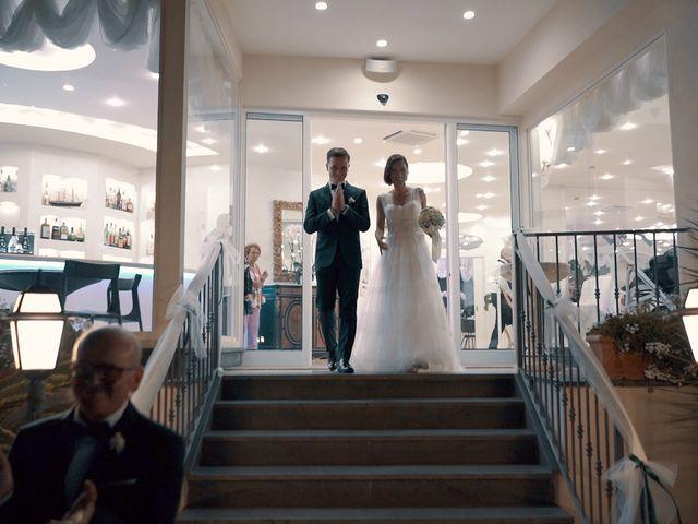 Il matrimonio di Vincenzo e Cristina a Castellammare di Stabia, Napoli 17
