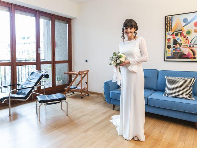 Il matrimonio di Matteo e Silvia a Milano, Milano 10