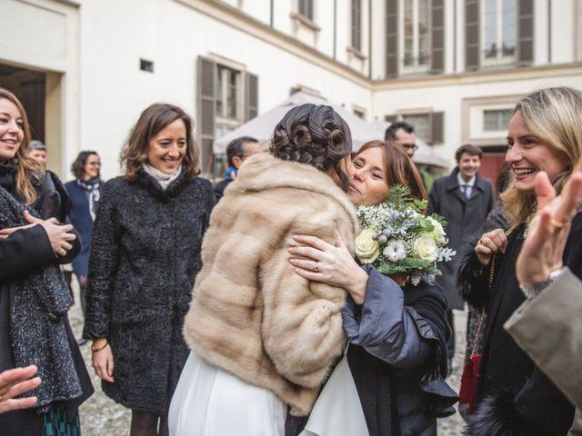Il matrimonio di Matteo e Silvia a Milano, Milano 13