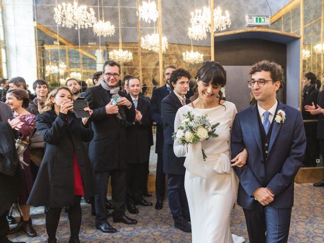 Il matrimonio di Matteo e Silvia a Milano, Milano 15