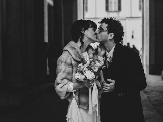 Il matrimonio di Matteo e Silvia a Milano, Milano 20