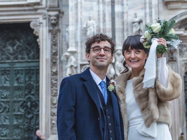 Il matrimonio di Matteo e Silvia a Milano, Milano 22
