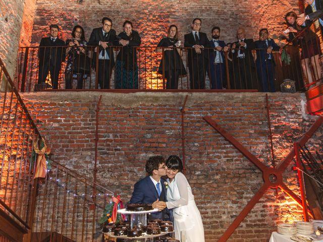 Il matrimonio di Matteo e Silvia a Milano, Milano 30