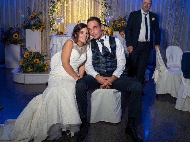 Il matrimonio di Gianpaolo e Jasmine a Mirabella Imbaccari, Catania 2