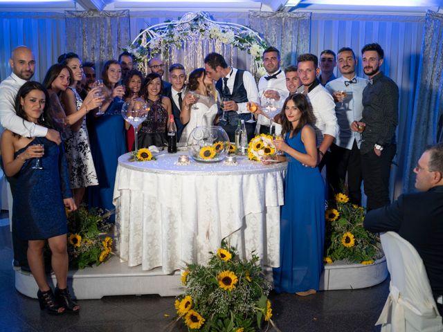 Il matrimonio di Gianpaolo e Jasmine a Mirabella Imbaccari, Catania 3