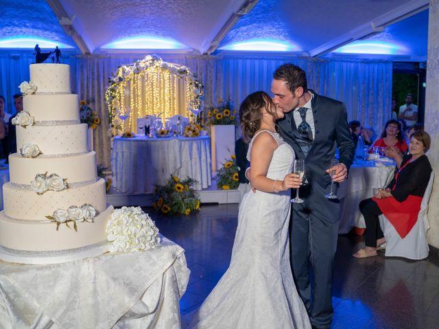 Il matrimonio di Gianpaolo e Jasmine a Mirabella Imbaccari, Catania 5