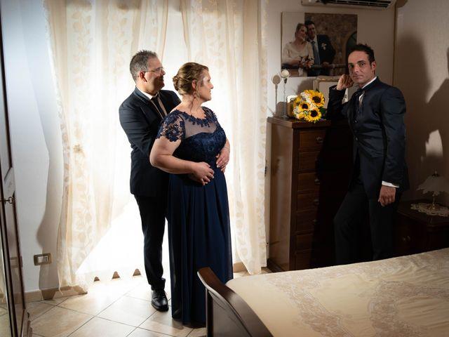Il matrimonio di Gianpaolo e Jasmine a Mirabella Imbaccari, Catania 8