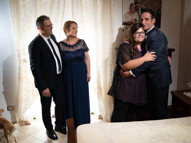 Il matrimonio di Gianpaolo e Jasmine a Mirabella Imbaccari, Catania 9