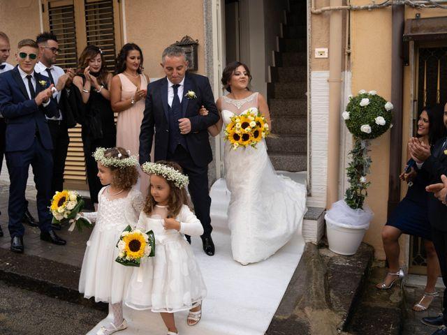 Il matrimonio di Gianpaolo e Jasmine a Mirabella Imbaccari, Catania 10