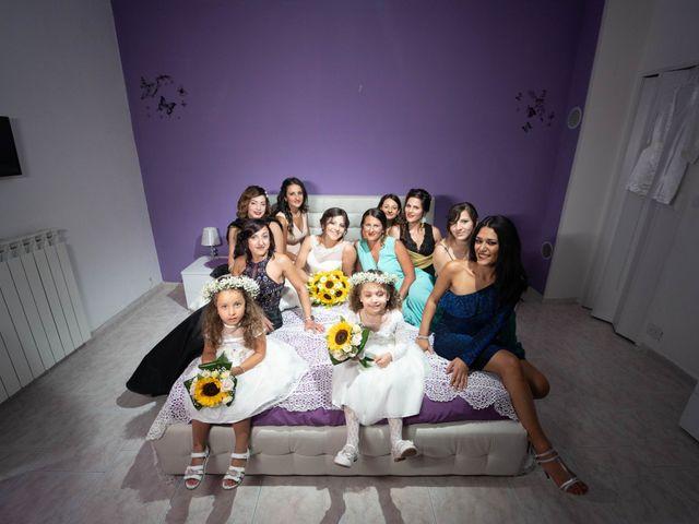 Il matrimonio di Gianpaolo e Jasmine a Mirabella Imbaccari, Catania 19