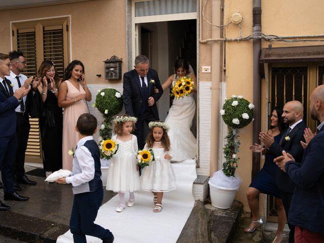 Il matrimonio di Gianpaolo e Jasmine a Mirabella Imbaccari, Catania 20