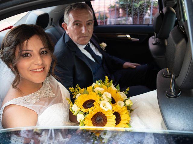 Il matrimonio di Gianpaolo e Jasmine a Mirabella Imbaccari, Catania 21