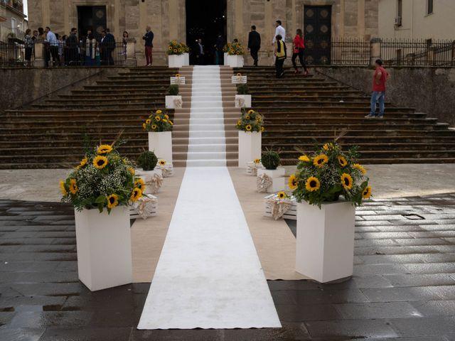Il matrimonio di Gianpaolo e Jasmine a Mirabella Imbaccari, Catania 23