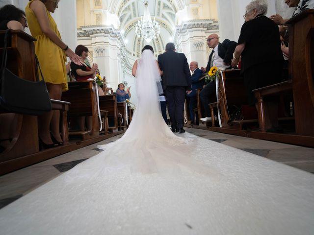 Il matrimonio di Gianpaolo e Jasmine a Mirabella Imbaccari, Catania 28