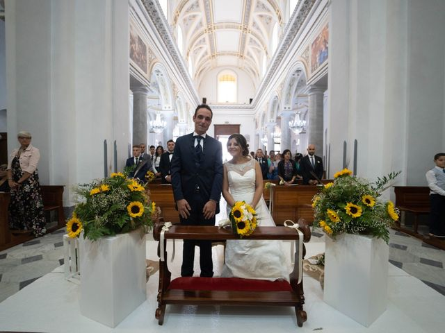 Il matrimonio di Gianpaolo e Jasmine a Mirabella Imbaccari, Catania 29