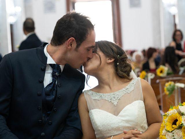 Il matrimonio di Gianpaolo e Jasmine a Mirabella Imbaccari, Catania 30