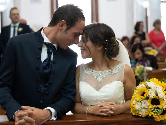 Il matrimonio di Gianpaolo e Jasmine a Mirabella Imbaccari, Catania 31