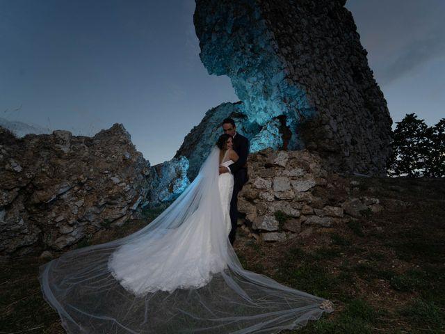 Il matrimonio di Gianpaolo e Jasmine a Mirabella Imbaccari, Catania 35