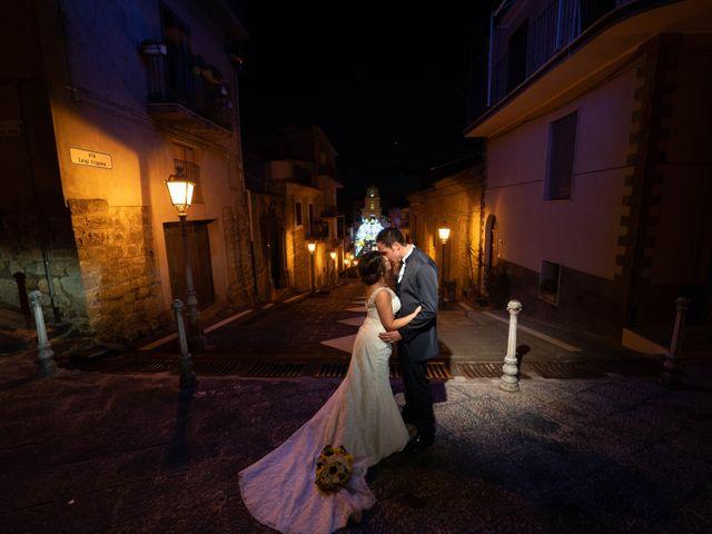 Il matrimonio di Gianpaolo e Jasmine a Mirabella Imbaccari, Catania 37