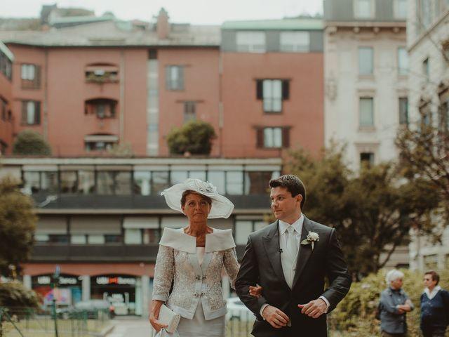 Il matrimonio di Stefano e Elena a Milano, Milano 15