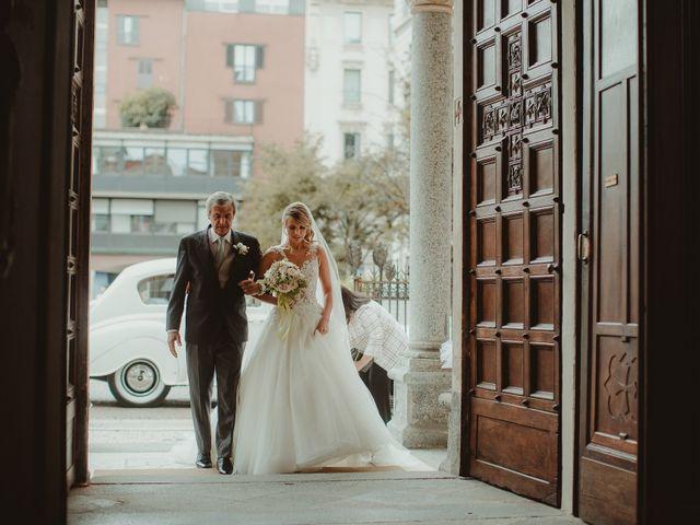 Il matrimonio di Stefano e Elena a Milano, Milano 17