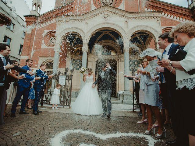 Il matrimonio di Stefano e Elena a Milano, Milano 18