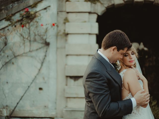 Il matrimonio di Stefano e Elena a Milano, Milano 24