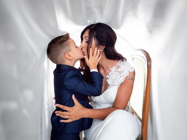 Il matrimonio di Nicola e Nicoletta a Gricignano di Aversa, Caserta 14